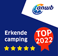 ANWB 5 sterren top camping